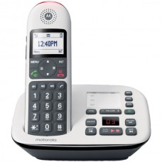 CD5 Series Digital Cordless Telephone with Answering Machine (1 Handset)