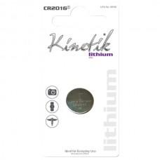 Lithium Battery (CR2016, Single)