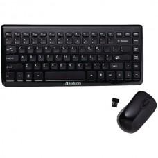 Mini Wireless Slim Keyboard & Mouse