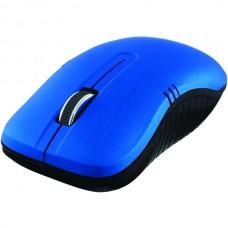 Commuter Series Wireless Notebook Optical Mouse (Matte Blue)