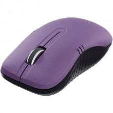 Commuter Series Wireless Notebook Optical Mouse (Matte Purple)