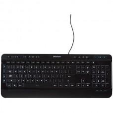 Illuminated Wired Keyboard
