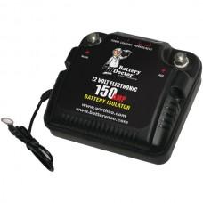12-Volt Battery Isolator (100 Amps Peak)